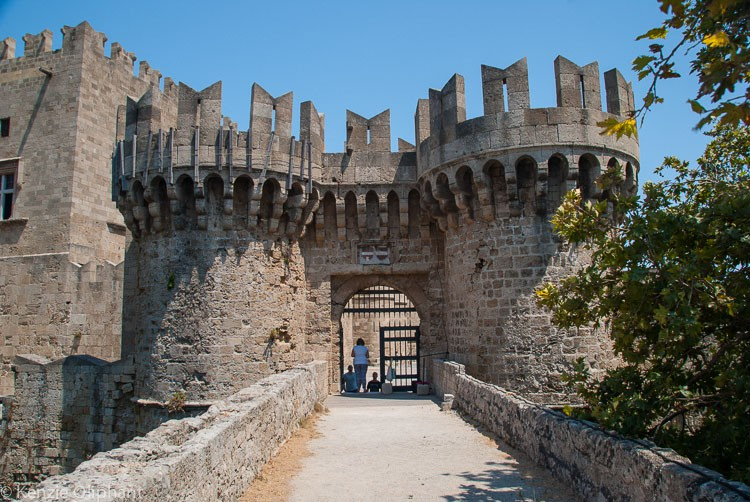 Crusader Palace of the Grand Masters – Rhodes