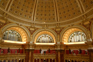 The Magical Library of Congress, Washington DC