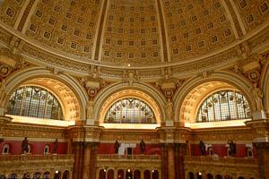 The Magical Library of Congress, Washington DC