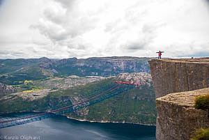 How to Climb Pulpit Rock (for the Faint-Hearted) Norway