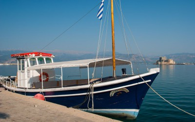 Nafplio – A Peaceful Greek Town With Three Castles (and Eight Forts)