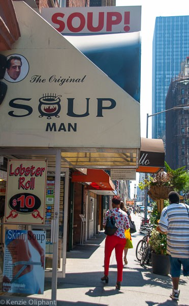 New York Original Soup Man
