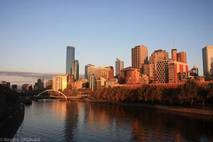 Melbourne – Being a Hometown Tourist