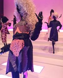 It's not just about the clothes – 200 Years of Australian Fashion Exhibition